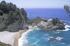 Pacific Cove Stock Image
