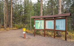 Pacific Crest Trail Highway 80 Trailhead