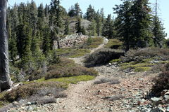 Pacific Crest Trail Stock Photography