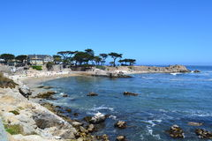 Pacific Grove Royalty Free Stock Photo