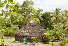 Pacific Hut Stock Photography