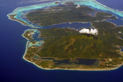 Pacific island Royalty Free Stock Photos