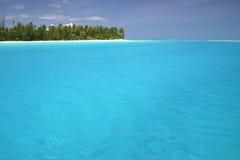 Pacific Island Bora Bora Stock Image