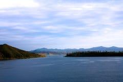 Pacific Island Stock Photo