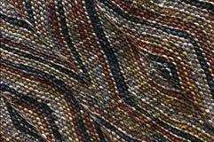 Pacific island weaving artwork Stock Photography