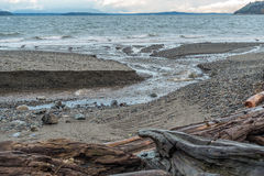 Pacific Northwest Seascape 2 Royalty Free Stock Images