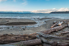 Pacific Northwest Seascape Royalty Free Stock Photo
