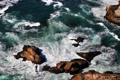 Pacific ocean Stock Photography