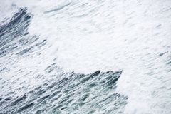 Pacific Ocean Abstract Royalty Free Stock Photo