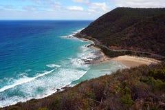Pacific Ocean Beach Royalty Free Stock Photo