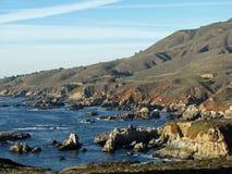 Pacific Ocean at Big Sur, California Royalty Free Stock Image
