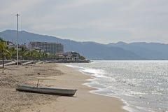 Pacific Ocean coast in Mexico Stock Photos