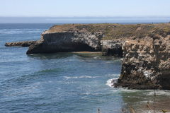 Pacific Ocean Cove Stock Photography