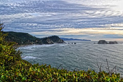 Pacific Ocean HDR Stock Images