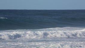 Pacific Ocean. On Pacific Ocean  -  Oahu,  Hawaii stock footage