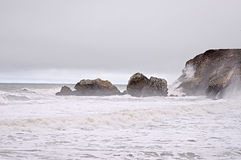 Pacific ocean Royalty Free Stock Photography