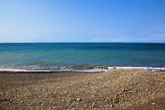 The pacific ocean taiwan royalty free stock photography