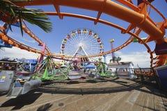Pacific Park Santa Monica Royalty Free Stock Photography