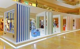 Pacific place mall fashion show, hong kong Stock Image