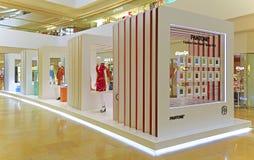 Pacific place pantone fashion display, hong kong Stock Photo