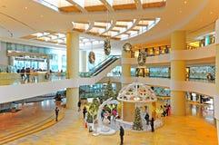 Pacific place shopping mall, hong kong Royalty Free Stock Image