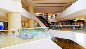 Pacific place shopping mall, hong kong Stock Images