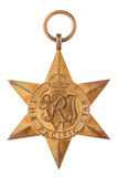 The Pacific Star Second World War Medal Royalty Free Stock Photos