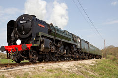 Pacific steam trips Royalty Free Stock Photography