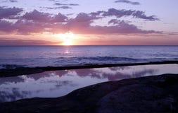 Free Pacific Sunrise Stock Photo - 1392350