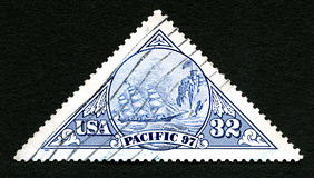 Pacific 97 US Postage Stamp Stock Photography