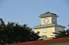 pacific zegarowy brzegowy wierza Zdjęcie Royalty Free