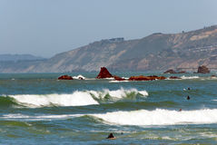 Pacifica California Photo stock