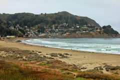 Pacifica State Beach Images stock