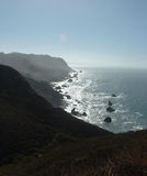 Pacificcoast_hwy.jpg Fotografia Stock
