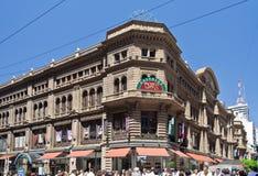 Pacifico Galerien in Downfown Buenos Aires Lizenzfreie Stockfotografie