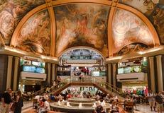 Pacifico gallerier i i stadens centrum Buenos Aires Royaltyfri Foto