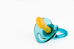pacifier младенца Стоковые Фотографии RF