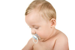 Pacifier Royalty Free Stock Photography