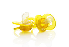 Pacifier Royalty Free Stock Images