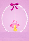 Pacifier for baby Royalty Free Stock Photo