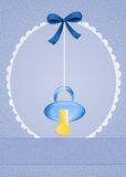 Pacifier for baby Stock Images