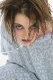 pacjent nastolatków. Zdjęcia Royalty Free