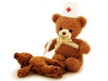 pacjentka doktora Zdjęcie Royalty Free