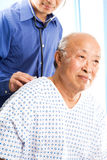 pacjentka doktora obrazy stock
