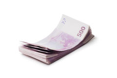 Pack of banknotes Royalty Free Stock Images
