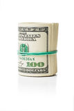 Pack of banknotes Royalty Free Stock Photos