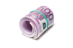 Pack of banknotes Royalty Free Stock Photography