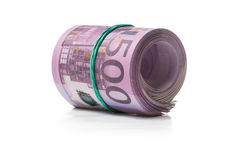 Pack of banknotes Stock Photography