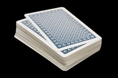 Pack of Cards Stock Image
