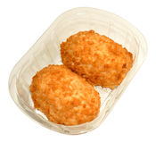 Pack Of Chicken Kiev Royalty Free Stock Photography